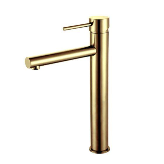 Jednoručna kupaonska slavina Alvito HELIA 4793H GOLD