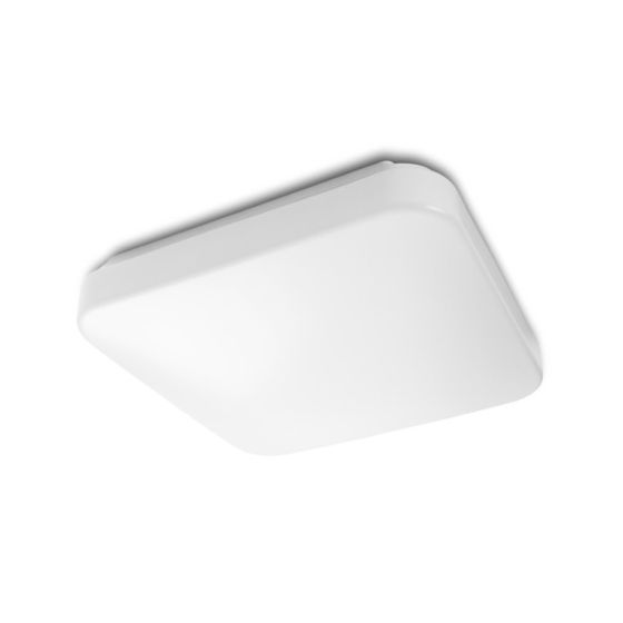 LED Stropna svjetiljka sa senzorom VP-EL MINERWA 18W 4000K IP54