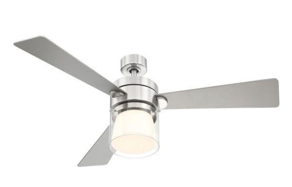 Stropni ventilator s LED svjetiljkom Globo VERLOSA 03642