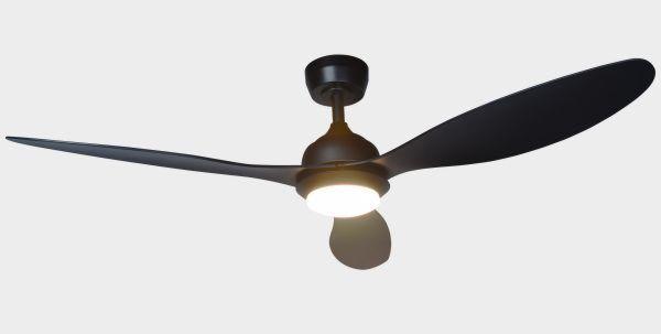 Stropni ventilator s LED svjetiljkom Globo ROMINA 03640S