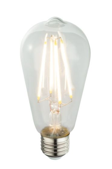 LED žarulja E27 clear 6W 3000k/580lm Globo 11399
