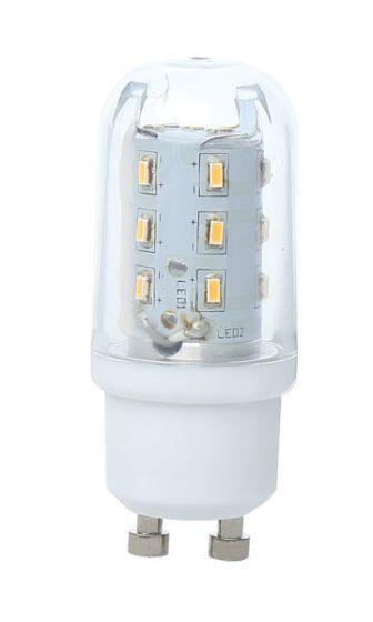 LED žarnica GU10 4W 230V 3000K/400lm Globo 10717