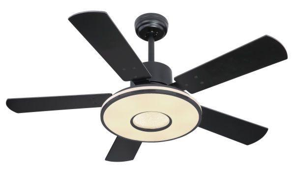 Ventilator s LED svjetlom Globo RUNOLA 03620