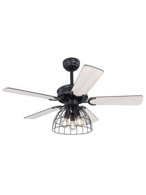 Stropni ventilator sa svjetiljkom Globo SALLIE 0346S
