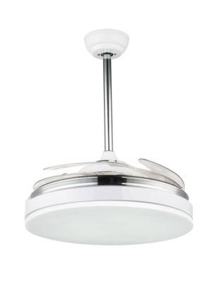 Ventilator s LED svjetlom Globo 0351