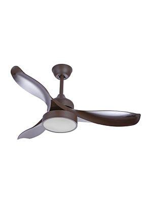 Ventilator s LED svjetlom Globo RAMONA 03610