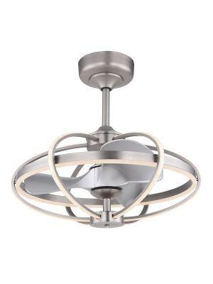 Ventilator sa LED svjetlom Globo SIMONA 03613