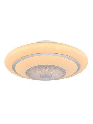 Ventilator sa LED svjetlom Globo ROSARIO 03619