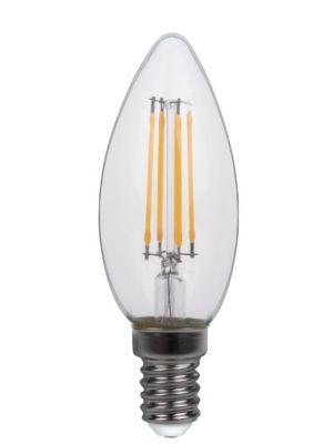 LED žarulja E14 - 4W 3000k 400lm Globo 10583-2K set sa dvije žarulje