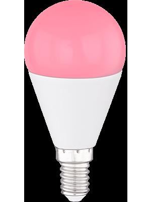 LED žarulja s daljinskim upravljačem E14 RGB ILLU 4W 300lm Globo 106750SH