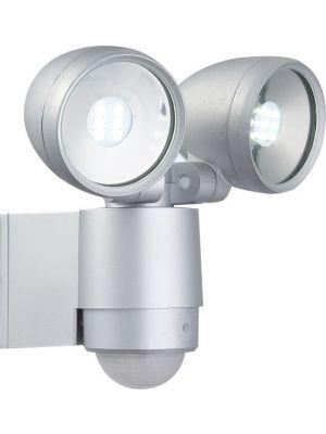 LED vanjska zidna svjetiljka sa senzorom Globo RADIATOR II 34105-2S