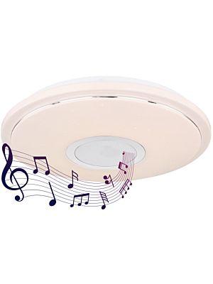 LED Stropna svjetiljka sa zvučnikom Globo CONNOR 41386-16L