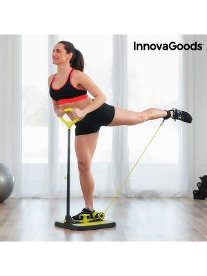 Fitness platforma za stražnjicu in noge s vodičem za vježbanje