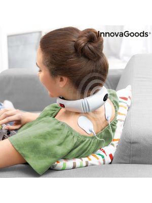 Elektromagnetni masažer za vrat i leđa