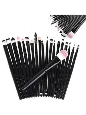 20-dijelni set četkica za šminkanje