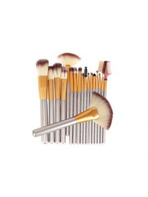 18-dijelni set četkica za šminkanje