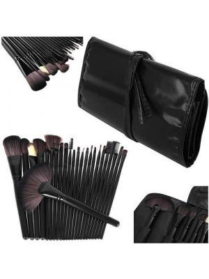 24-dijelni set četkica za šminkanje
