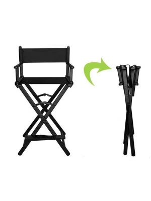 Sklopiva stolica za šminkanje iz aluminija