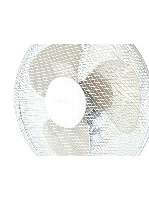 Stajaći ventilator Esp Hurikan bijelo-sivi