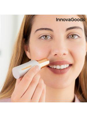 Bezbolni depilator za lice s LED svjetlom