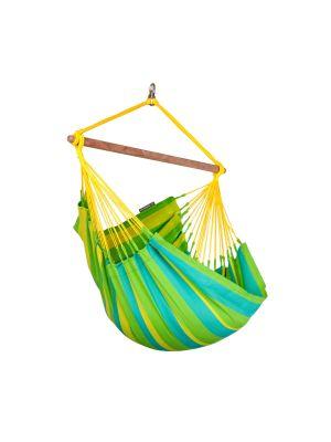 Viseća fotelja Sonrisa, zelena