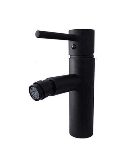 Jednoručna kupaonska slavina za bide Alvito HELIA 4545-P BLACK