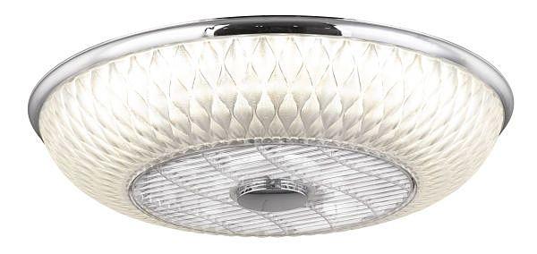 Ventilator s LED svjetlom Globo ROSARIO 03622