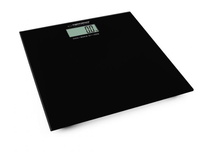 Digitalna kupaonska vaga Aero 180 kg - crna