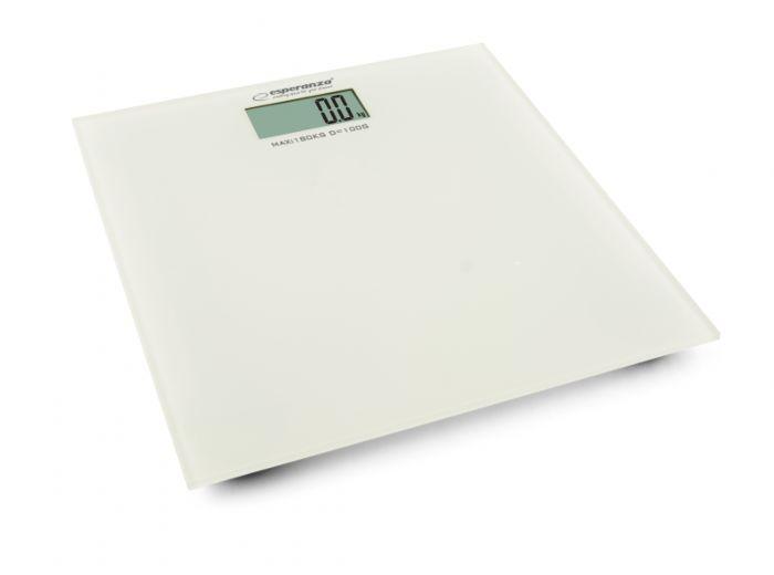 Digitalna kupaonska vaga Aero 180 kg - bijela