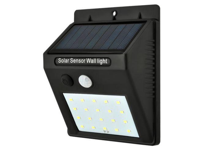 LED solarni reflektor s senzorom Maxi SOLAR 2