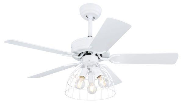Stropni ventilator sa svjetiljkom Globo SALLIE 0346